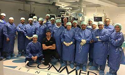 American Orthopaedic Association April 2018 Frankfurt-Germany