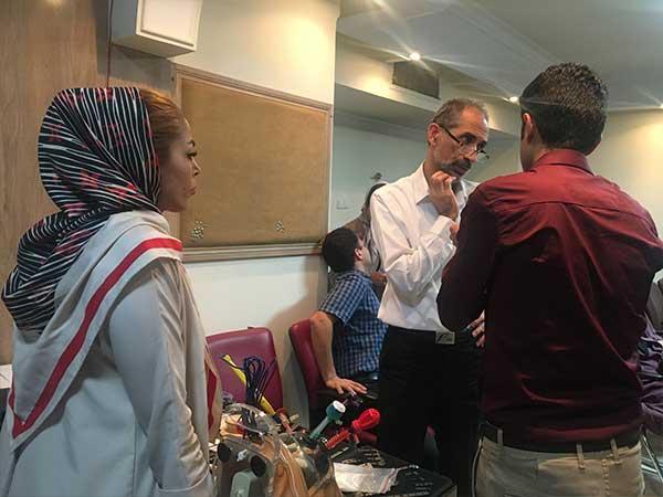 Seasonal course of Iranian Society of Hand Surgeons